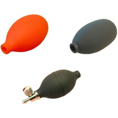 Нагнетатель (груша), клапаны, воздуходув и коннекторы